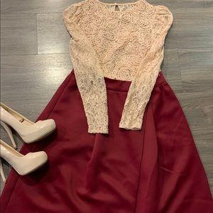Ted Baker Skirts - Ted Baker highwaisted skirt
